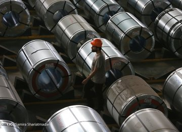 Steel Heavyweights' Exports  Down 44% to 1.28m Tons