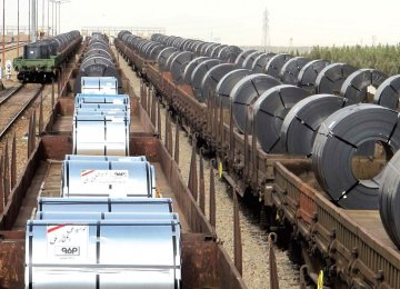 Steel Exports Dip 31% YOY to 2.2 Million Tons in 4 Months