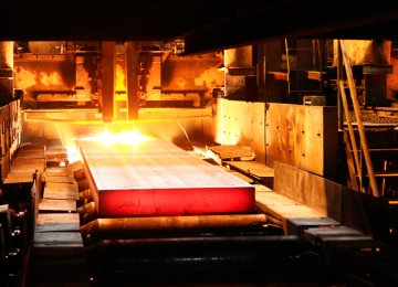 Major Steel Mills' Exports Halve in Q1 Fiscal 2020-21