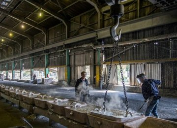 Q1-Q3 Aluminum Output Rises by 66 Percent to Over 325K Tons