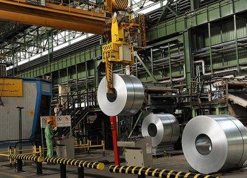 MSC Remains Iran's Top Steelmaker