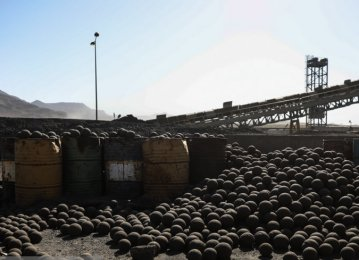 Iran DRI Output Registers Highest Growth Over Q1-3