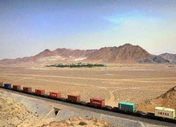 8% Growth in Rail Freight Transportation