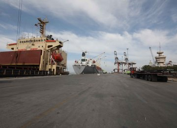 Major Boost in Rail Freight Transportation From Imam Khomeini Port