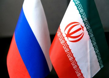Iran's Trade With Russia Rises 28.3% to $945m in H1
