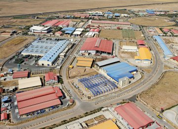 Qazvin Industrial Areas Attracting More Investments