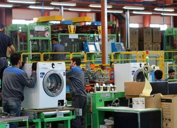Strong Upsurge in Domestic Production of Home Appliances