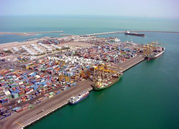 20% Growth in Unloading of Essential Goods at Shahid Rajaee Port