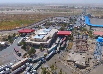 25% Transit Growth Via Milak Border Terminal