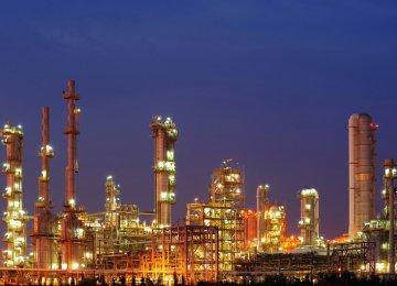 Petrochem Firm Raises Share Profit