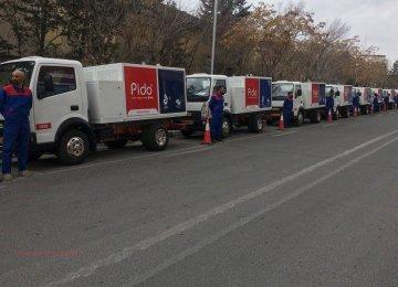 Fuel Delivery Service in Tehran