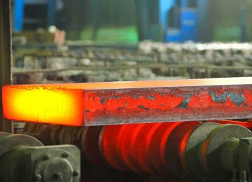 Iran's Steel Output Surges 10%