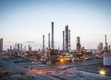 Ethane Output Up 60% in Four Years