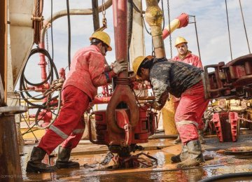GOGPC Oil Production Rises to 620,000 bpd