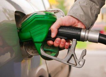 Gasoline Consumption Up 8%
