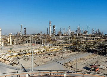 The Persian Gulf Star Refinery will help the country export more gasoline.