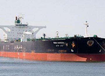 NIOC Crude Exports Plunge 700,000 bpd Since August