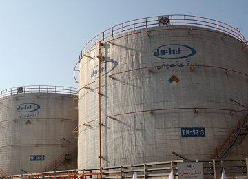 Motor Oil Export Terminal Launched in Khuzestan