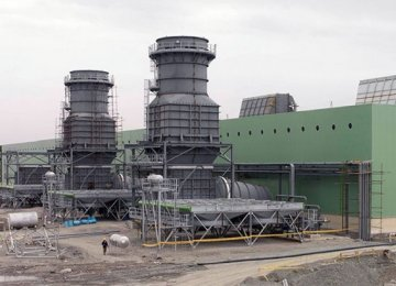 Mashhad Power Plant Efficiency to Increase