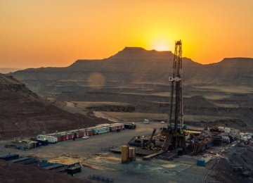 South Azadegan Oilfield is estimated to hold 33 billion barrels of oil in place.