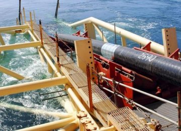 Oman to Finalize Subsea Gas Pipeline Deal With Iran