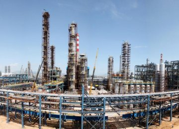 Petrochemical sector is Iran's second most valuable industry after oil and gas.