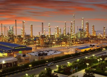 Major Petrochemical  Ventures Underway