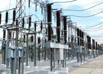 Tehran Peak Power Demand Increases by  1,000 mw