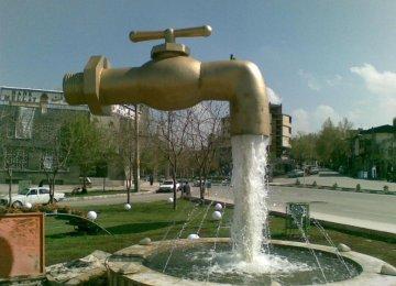 Tehran Water Consumption Exceeds National Average