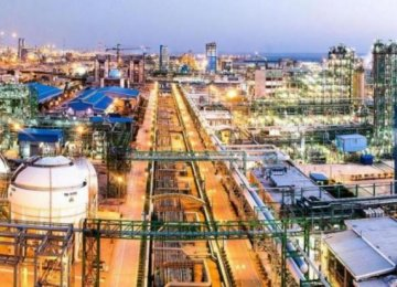 The MoU entails constructing 100 midstream and downstream production units.
