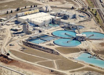 Wastewater Treatment Vital to Meet Industrial Water Demand