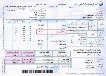 Tehran to Hike Water Tariffs