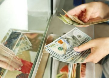 Rial Gains Against Major Currencies