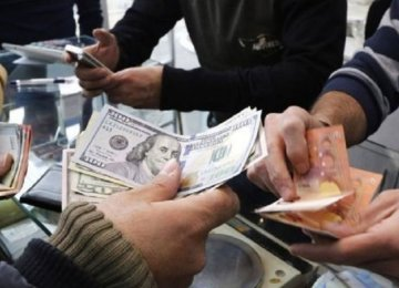 Iran: USD at 20-Month High, Gold Up