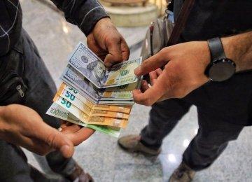 Forex and Gold Slip in Tehran Market