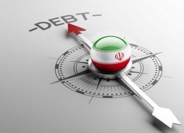 Iran's Foreign Debts, Assets Rise