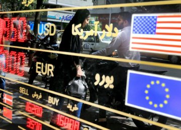 Forex Dips Amid Low Demand