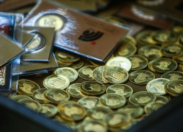 Gold Climbs 2% in Tehran
