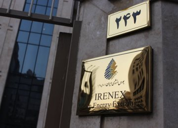 IRENEX Generates $1b in One Day