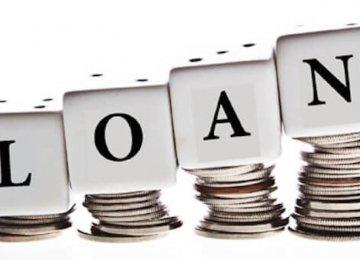 Outstanding Loans Jump 35%