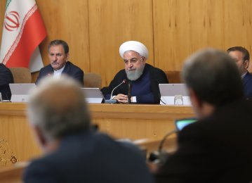 Rouhani: Compliance With FATF Norms Essential for Int'l Banking Ties
