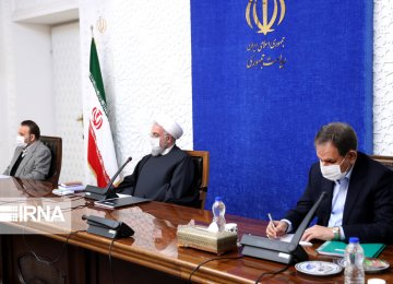 Rouhani: Market Forces Should Determine Share Prices