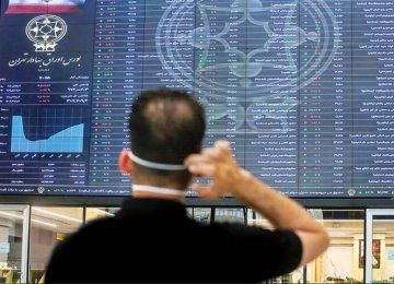 Tehran Stocks Bounce Back