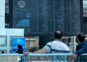 Tehran Stocks Green After 5 Days