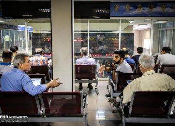 Tehran Stocks Extend Winning Streak