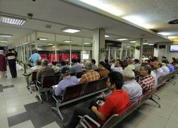 Tehran Stocks Extend Losing Streak