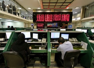 Tehran Stocks Fall Amid Sell-Off Rush