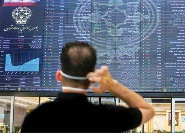 Tehran Stocks Log 6% Weekly Loss