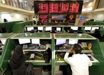 Tehran Stocks Surge 3%