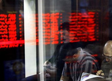 Tehran Stocks Enter Positive Territory